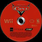 Cars Wii disc (RCAE78)
