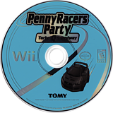 Penny Racers Party: Turbo-Q Speedway Wii disc (RCQEDA)