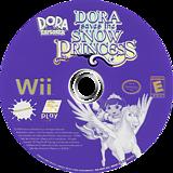 Dora Saves the Snow Princess Wii disc (RDPE54)