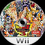 Dragon Ball Z Budokai Tenkaichi 3 Version! Latino[GAMMA][CUSTOM] CUSTOM disc (RDWE70)