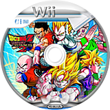 Dragon Ball Z Budokai Tenkaichi 2[ALPHA][CUSTOM] CUSTOM disc (REBE70)