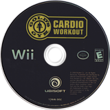 Gold's Gym: Cardio Workout Wii disc (REKE41)