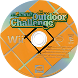 Active Life: Outdoor Challenge Wii disc (RFAEAF)