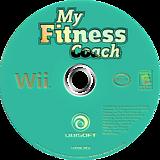 My Fitness Coach Wii disc (RFKE41)