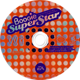 Boogie SuperStar Wii disc (RG6E69)