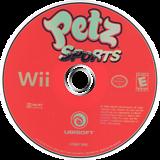 Petz Sports Wii disc (RG8E41)