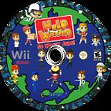 Help Wanted: 50 Wacky Jobs Wii disc (RHKE18)