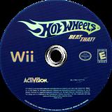 Hot Wheels: Beat That! Wii disc (RHWE52)