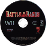Battle of the Bands Wii disc (RHXE78)