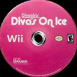 Diva Girls: Divas on Ice Wii disc (RI9EGT)