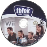 thinkSMART Family Wii disc (RJ9E5Z)