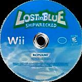 Lost in Blue: Shipwrecked Wii disc (RKZEA4)