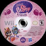Littlest Pet Shop: Friends Wii disc (RL7E69)