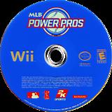 MLB Power Pros Wii disc (RMPE54)