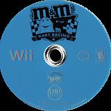 M&M's Kart Racing Wii disc (RMWE20)