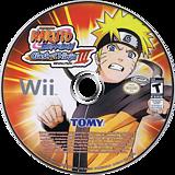 Naruto Shippuden: Clash of Ninja Revolution 3 Undub CUSTOM disc (RNEEUD)