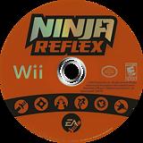 Ninja Reflex Wii disc (RNZE69)