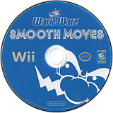WarioWare: Smooth Moves Wii disc (RODE01)