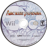 Arc Rise Fantasia Undub CUSTOM disc (RPJEUD)