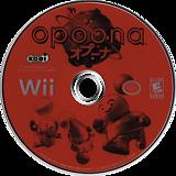 Opoona Wii disc (RPOEC8)