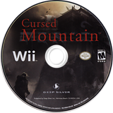 Cursed Mountain Wii disc (RQ6EJJ)