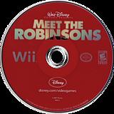 Meet the Robinsons Wii disc (RRSE4Q)