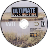 Ultimate Duck Hunting Wii disc (RS2E20)