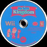 MySims Kingdom Wii disc (RSHE69)