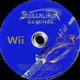 Soulcalibur: Legends Wii disc (RSLEAF)