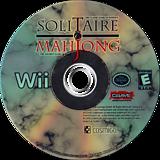 Solitaire & Mahjong Wii disc (RSOE4Z)
