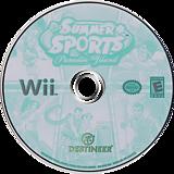 Summer Sports: Paradise Island Wii disc (RSUENR)