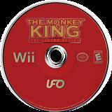 The Monkey King: The Legend Begins Wii disc (RTDE6K)