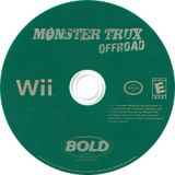 Monster Trux Offroad Wii disc (RTQENR)