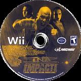 TNA iMPACT! Wii disc (RTWE5D)