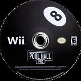 Pool Hall Pro Wii disc (RUREPL)
