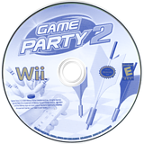 Game Party 2 Wii disc (RV2E5D)