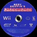 Merv Griffin's Crosswords Wii disc (RVGE78)