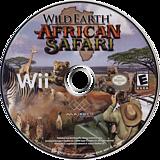 Wild Earth: African Safari Wii disc (RWDE5G)