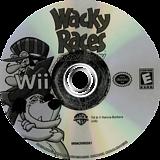 Wacky Races: Crash & Dash Wii disc (RWRE4F)