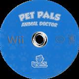 Pet Pals: Animal Doctor Wii disc (RYDELT)