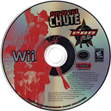PBR: Out of the Chute Wii disc (RYTE4Z)