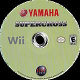 Yamaha Supercross Wii disc (RYXE20)