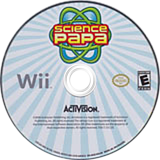 Science Papa Wii disc (RZEE52)