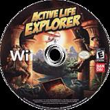 Active Life: Explorer Wii disc (S2AEAF)