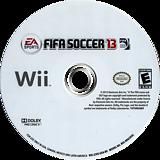 FIFA Soccer 13 Wii disc (S3FE69)