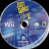 Just Dance Disney Party 2 Wii disc (S5DE41)