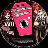 Monster High: Ghoul Spirit Wii disc (SAOE78)