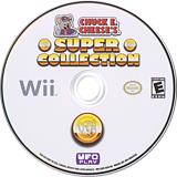 Chuck E. Cheese's Super Collection Wii disc (SATE6K)