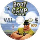Boot Camp Academy Wii disc (SAYE20)