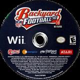 Backyard Football '10 Wii disc (SBFE70)